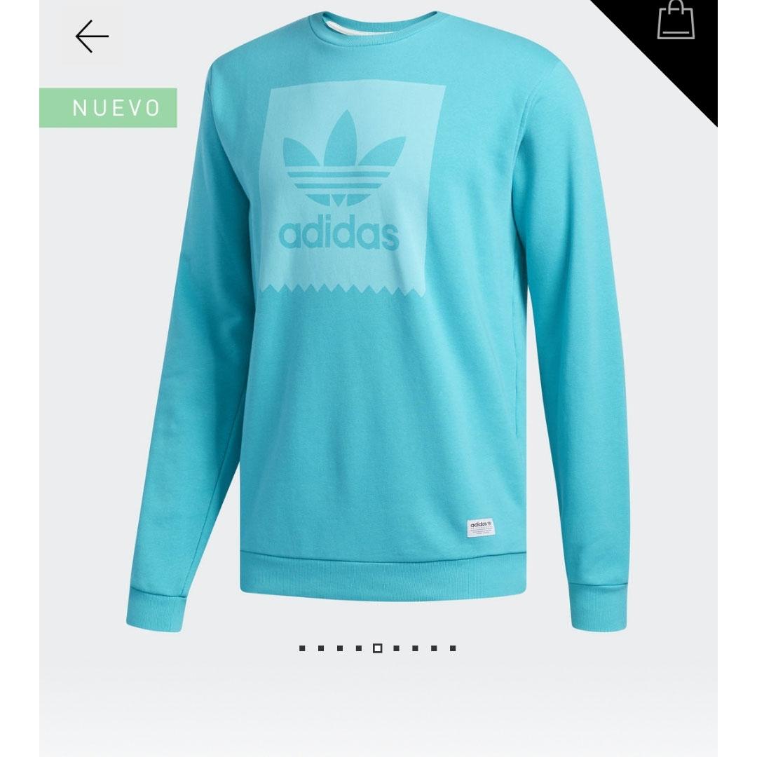 adidas skateboarding pitils sweat shirt gris ce1820