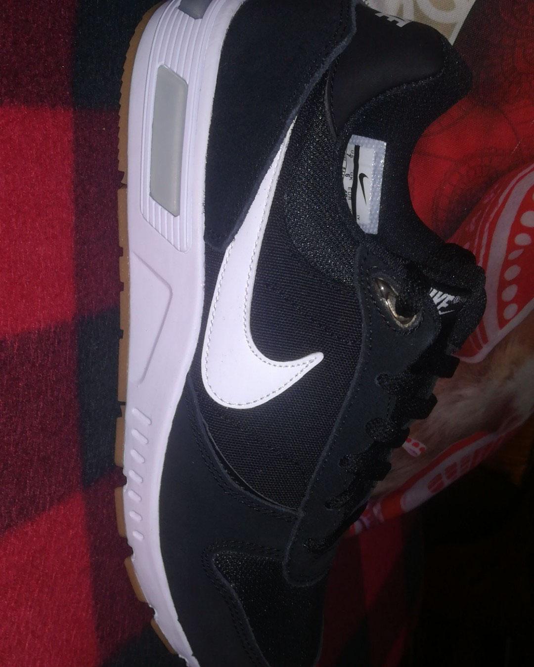 Scarpa Nike Nightgazer Uomo Nero from Nike on 21 Buttons