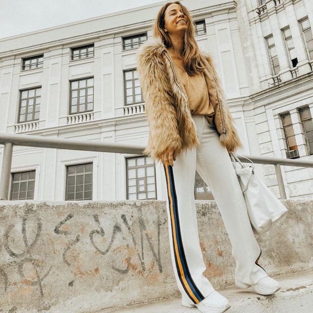 Jersey Oversize - Jerséis-punto-mujer | Zara España