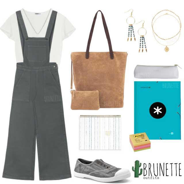 Look de @brunetteoutfits del 31 de Agosto, de 2020 | 21 Buttons