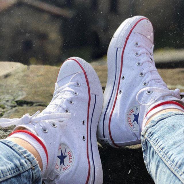 Converse Chuck Taylor All Star Hi - Zapatillas: Amazon.es: Zapatos Y Complementos