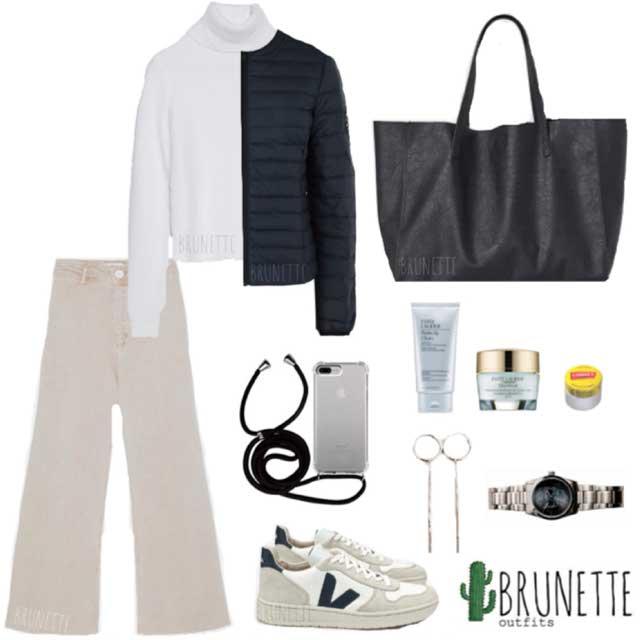Look de @brunetteoutfits del 13 de Enero, de 2020 | 21 Buttons