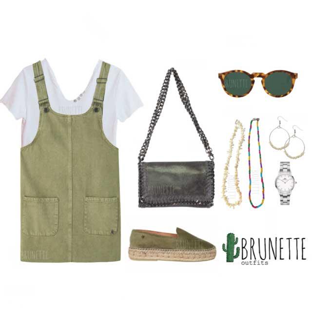 Look de @brunetteoutfits del 24 de Julio, de 2020 | 21 Buttons