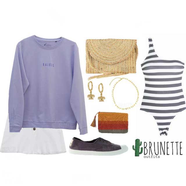 Look de @brunetteoutfits del 19 de Julio, de 2020 | 21 Buttons