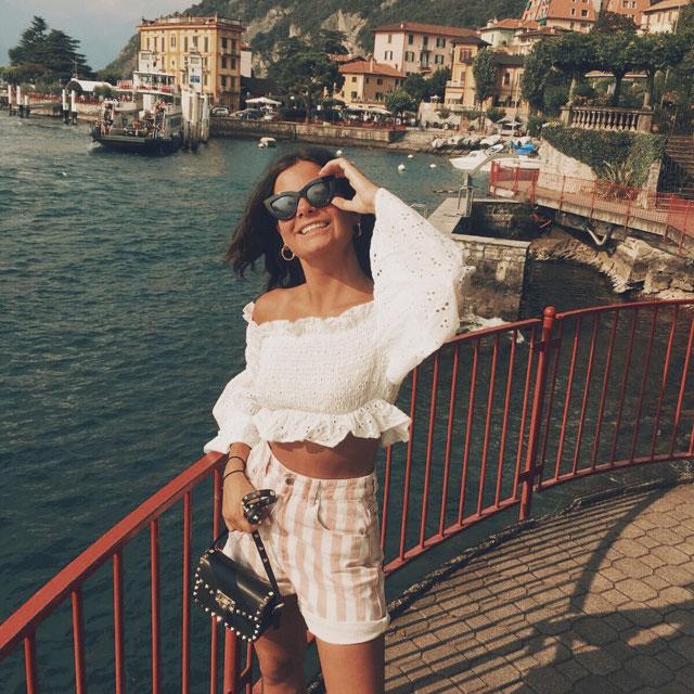 Look of @rosaballotta from 1 August, 2018 | 21 Buttons