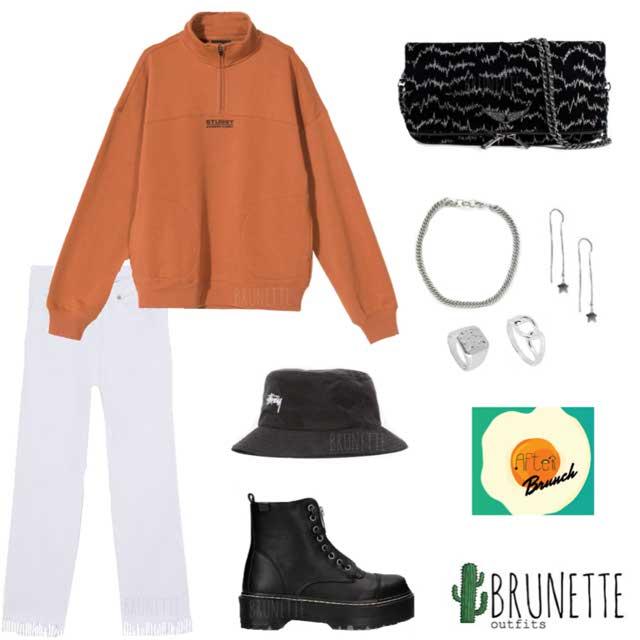 Look de @brunetteoutfits del 9 de Febrero, de 2020 | 21 Buttons