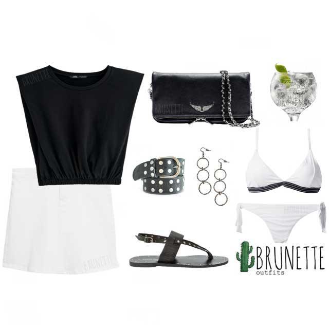 Look de @brunetteoutfits del 30 de Julio, de 2020 | 21 Buttons