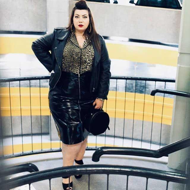 Look of @virginiegrossat from 3 October, 2019   21 Buttons