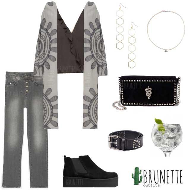 Look de @brunetteoutfits del 4 de Febrero, de 2020 | 21 Buttons