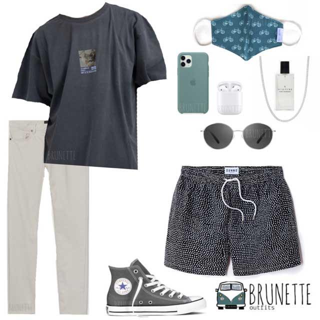 Look de @brunetteoutfits del 8 de Julio, de 2020 | 21 Buttons