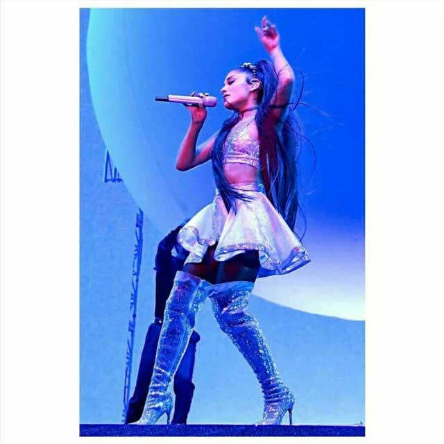 Ariana Grande datant pas officiellement datant