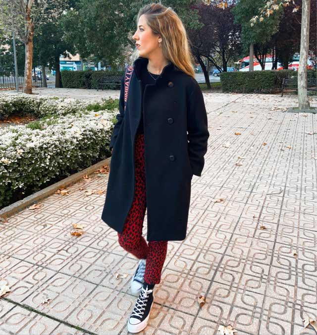 Look de @cristinagibe del 7 de Diciembre, de 2019 | 21 Buttons