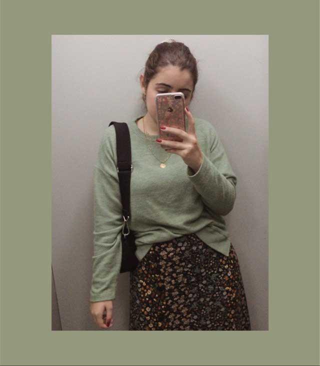 Look de @sarapalmeiro_ del 1 de Noviembre, de 2019 | 21 Buttons