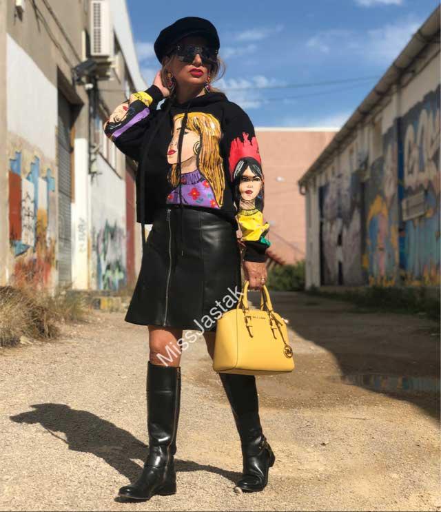 Look of @missjastak from 28 October, 2019 | 21 Buttons