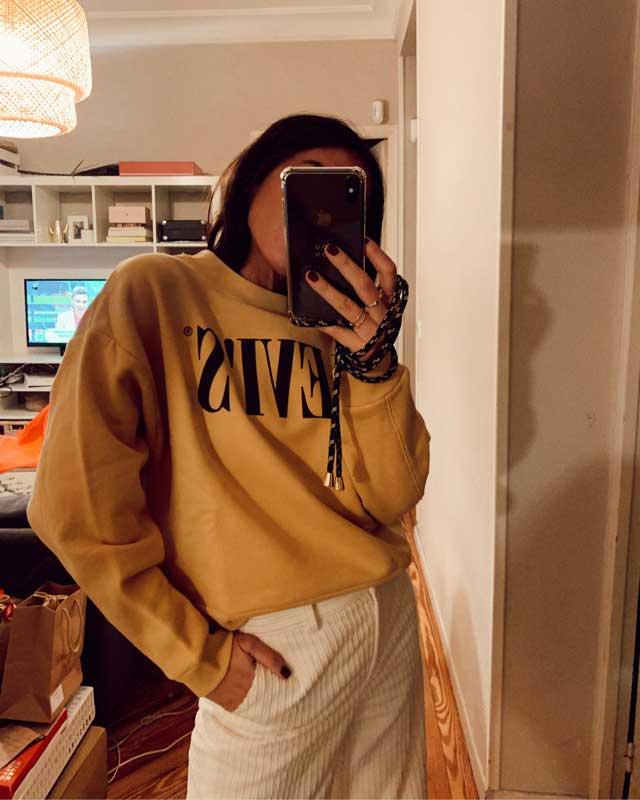 Look de @agostinasaracco del 4 de Diciembre, de 2019 | 21 Buttons