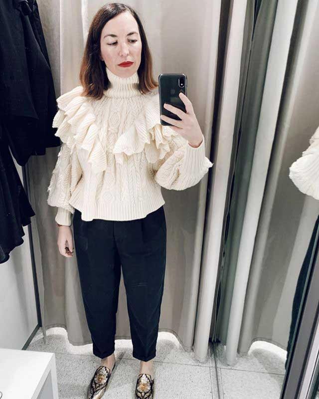 Look of @adrianaruz from 1 November, 2019 | 21 Buttons
