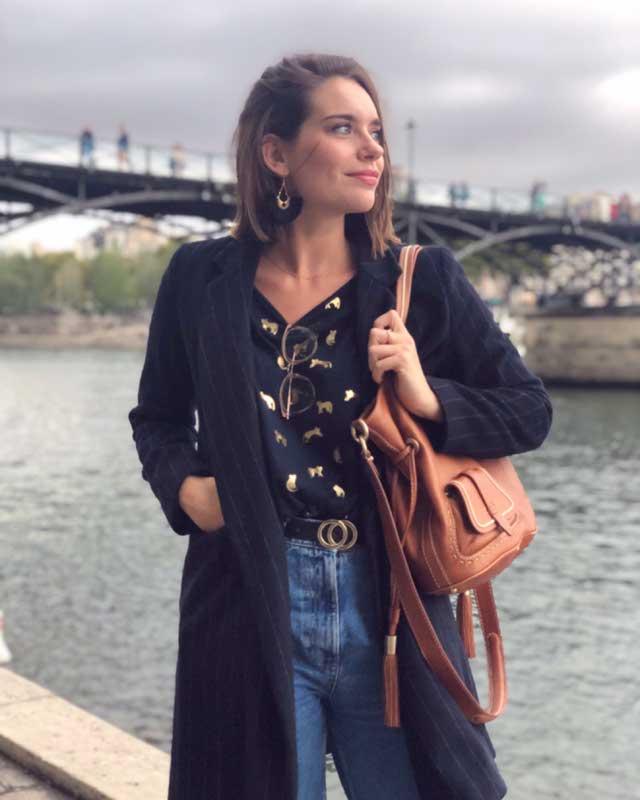 Look of @melaniedhln from 6 October, 2019 | 21 Buttons