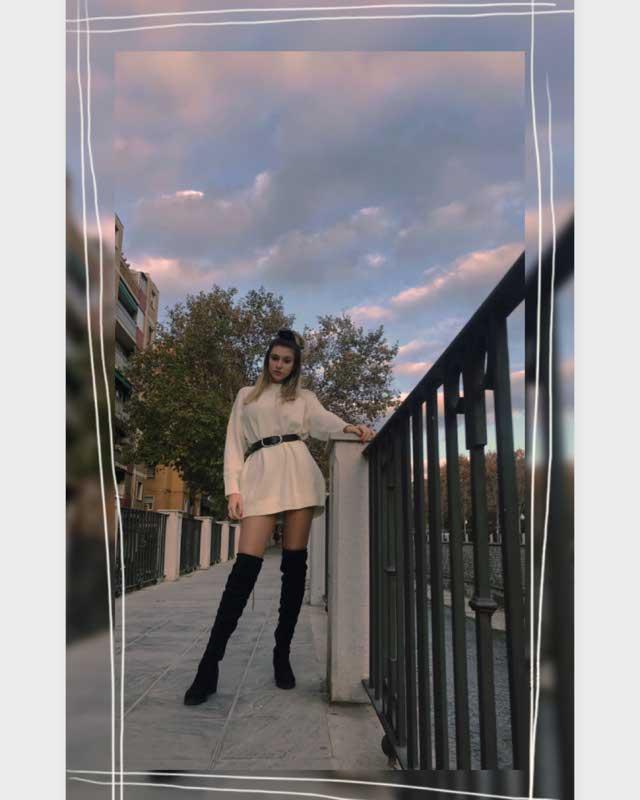 Look de @lorenaaa.02 del 2 de Diciembre, de 2019 | 21 Buttons