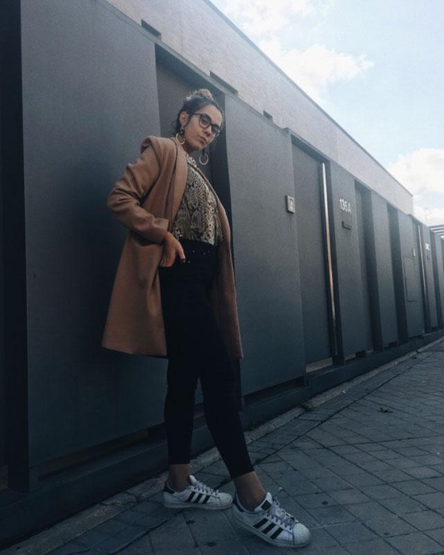 Look de @sararuizz_ del 17 de Noviembre, de 2018 | 21 Buttons