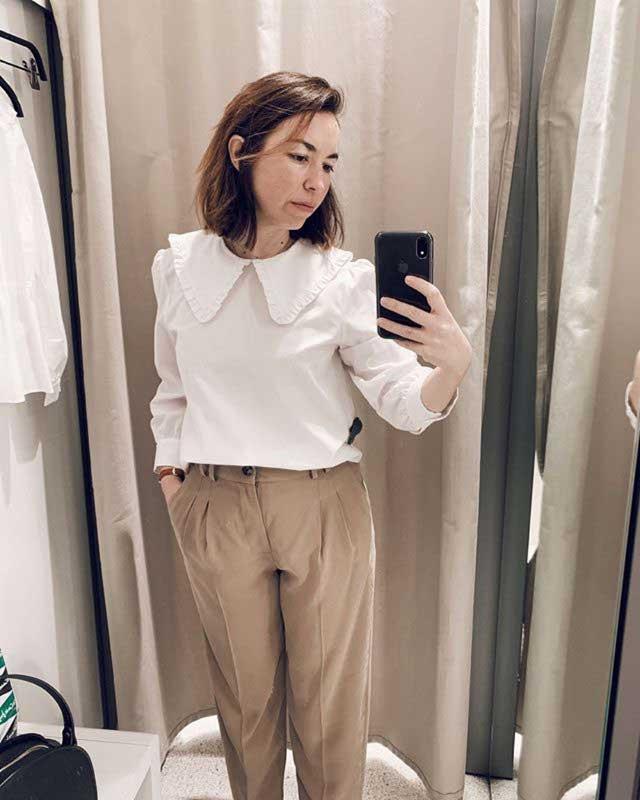 Look of @adrianaruz from 27 October, 2019 | 21 Buttons