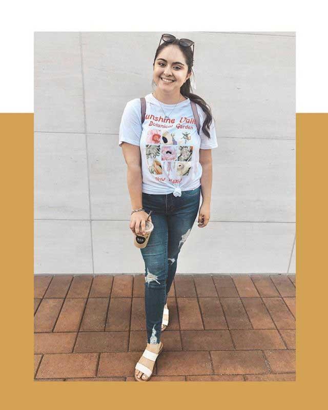 Look of @serenareylin from 4 September, 2019 | 21 Buttons