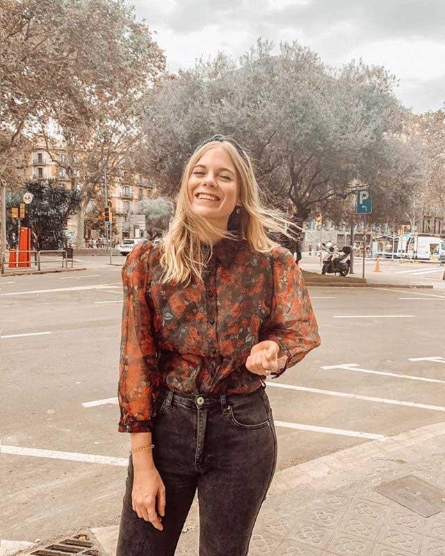 Look de @ginasole del 2 de Noviembre, de 2019 | 21 Buttons