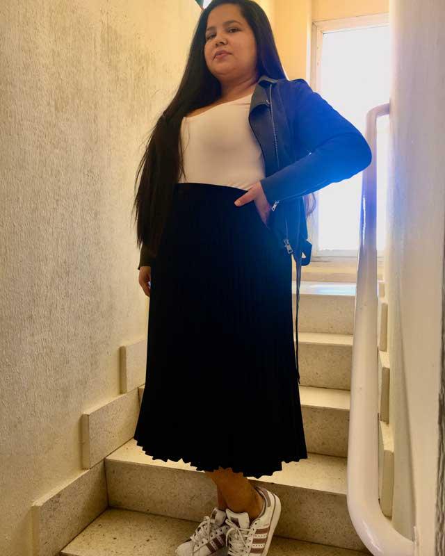 Look de @curvynil del 8 de Noviembre, de 2019 | 21 Buttons