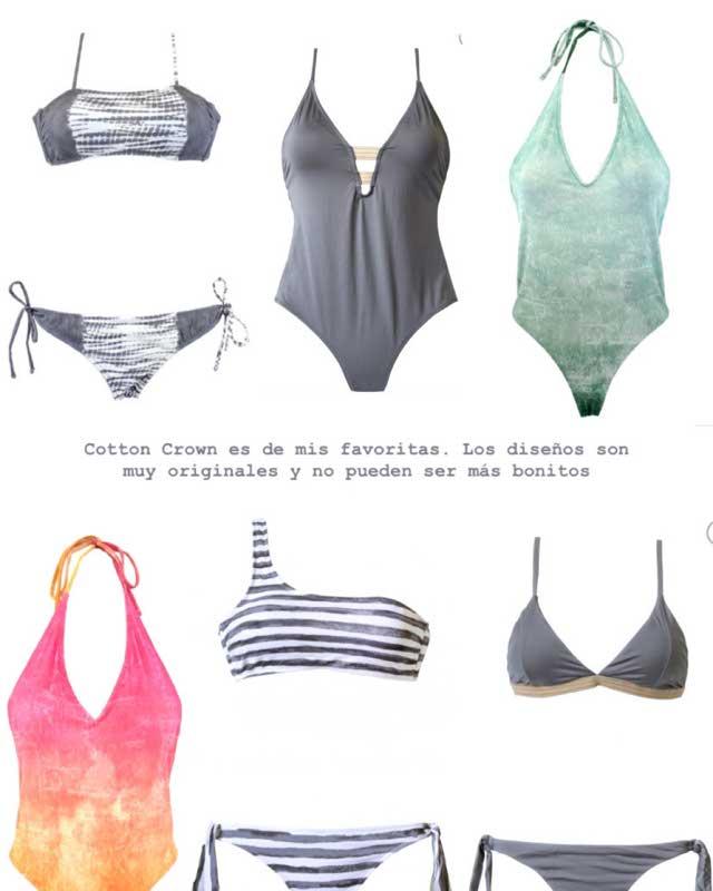 Bikini Asimetrico