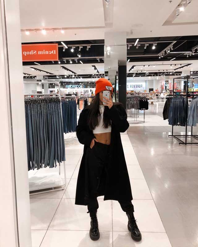 Look de @albaa.puertas del 18 de Diciembre, de 2019 | 21 Buttons