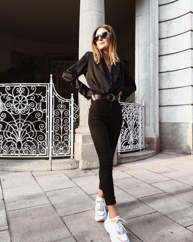 Jeans Super High Rise Fit - Jeans - Bershka España