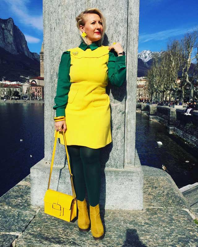 Look of @iris_by_irina_tirdea from 8 March, 2020 | 21 Buttons