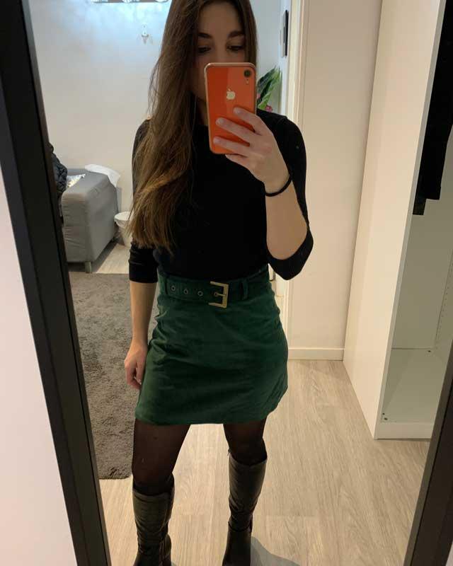 Look de @lu.3 del 12 de Diciembre, de 2019   21 Buttons