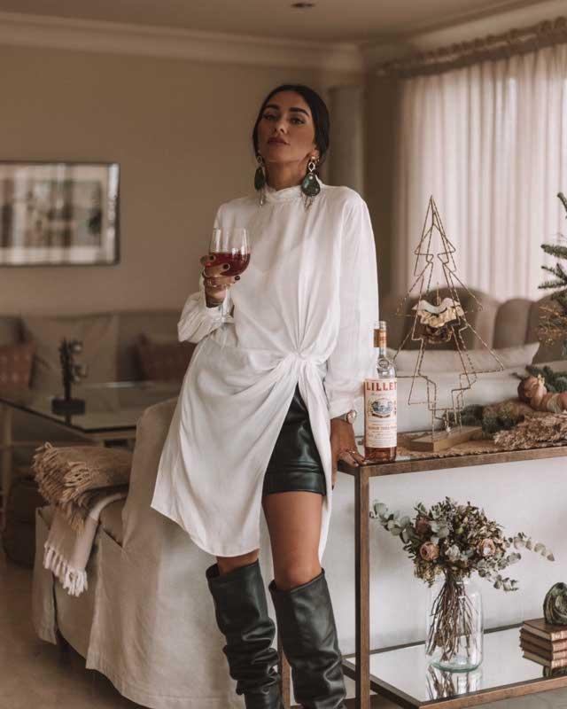 Look de @agostinasaracco del 30 de Diciembre, de 2019 | 21 Buttons