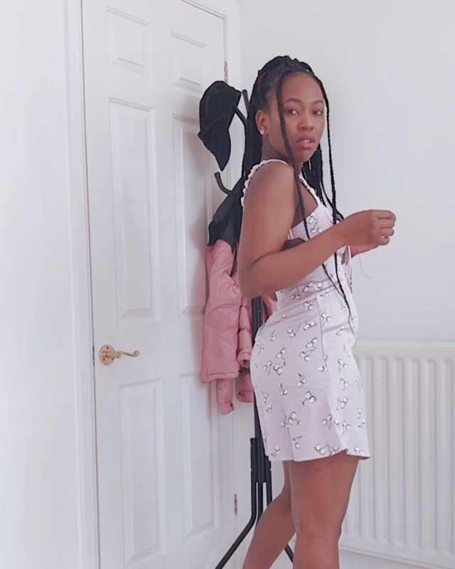 Lilo Dress Lilac