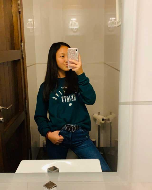 Look de @_anaweirodriguez04_ del 30 de Noviembre, de 2019 | 21 Buttons