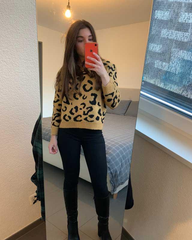 Look de @lu.3 del 26 de Diciembre, de 2019 | 21 Buttons