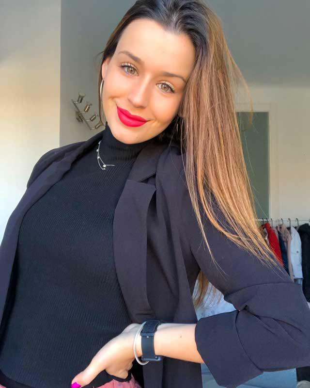 Look de @nataaliaesparza del 10 de Enero, de 2020 | 21 Buttons